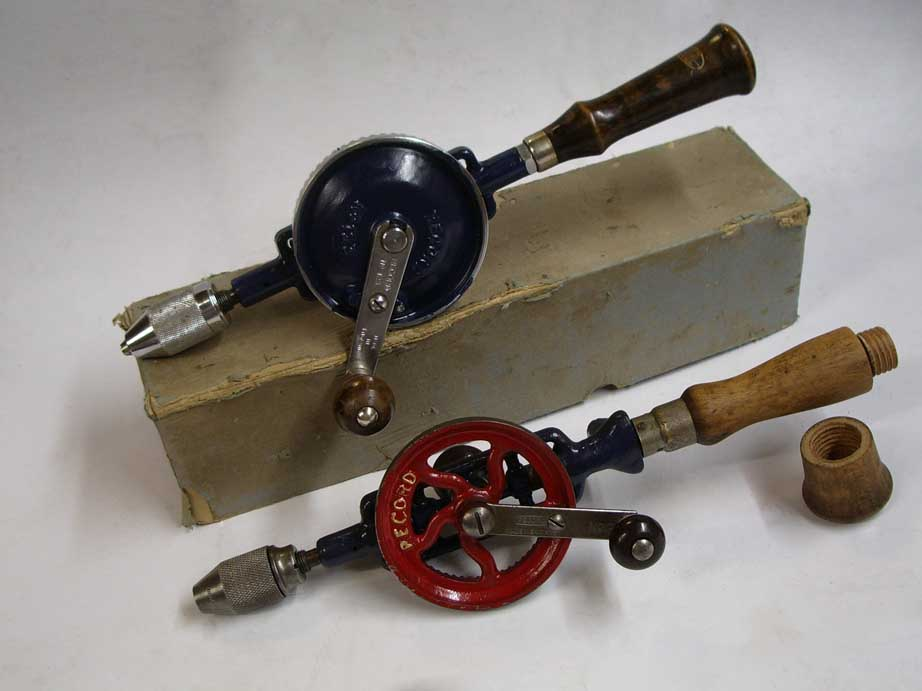 Antique Drills Collectors Weekly