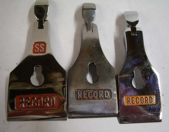 Dating record hand planes